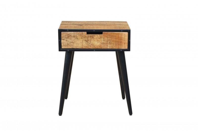 Noční stolek Roma 45cm x 57cm - mango / 39652