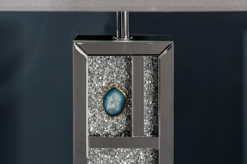 Stojací lampa Diamonds Agate 159cm / 38981