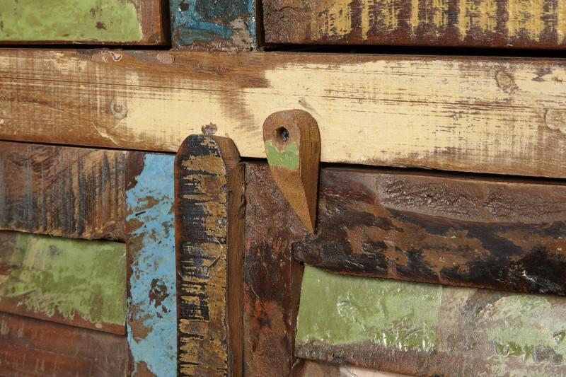 Příborník Jakarta XL 160cm x 90cm - recyklované dřevo / 40126