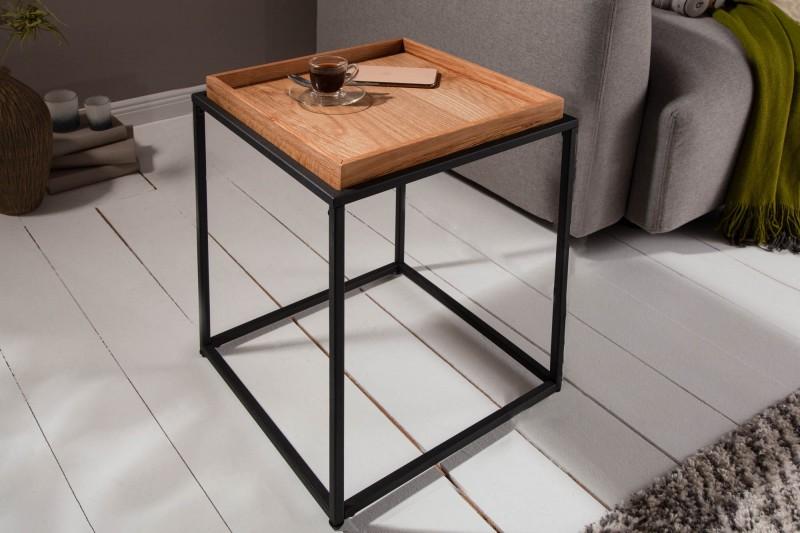 Prvky bočních stolů 40cm dub / 39714