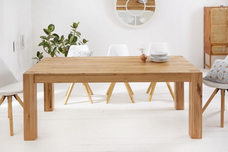 Jídelní stůl La Paz 200cm x 100cm - divoký dub / 39721