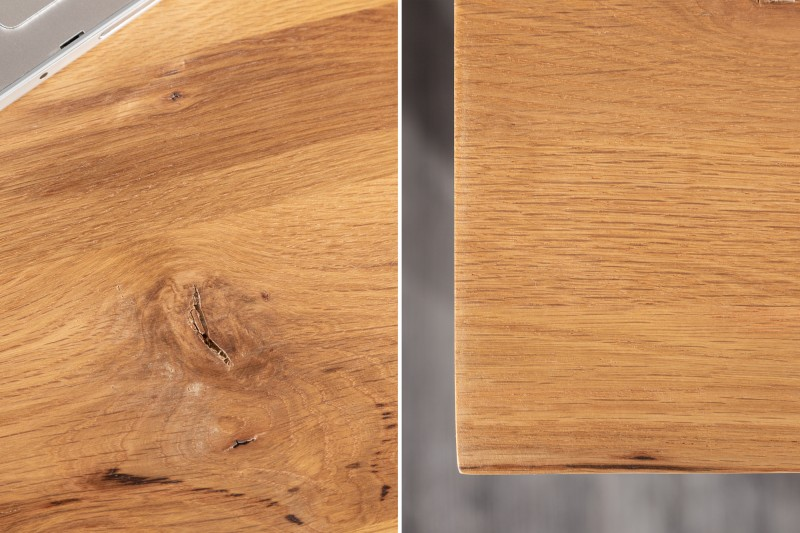 Barový stůl Castle 120cm divoký dub / 39722