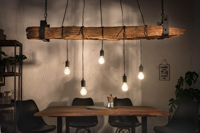Závěsná lampa Brayden 152 cm recyklace / 40080