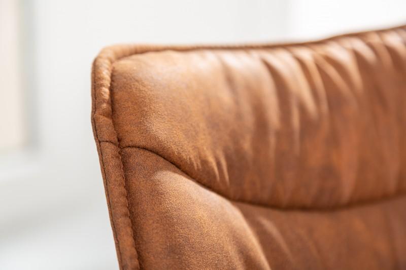 Barová židle The Dutch Comfort antique hnědá / 39937