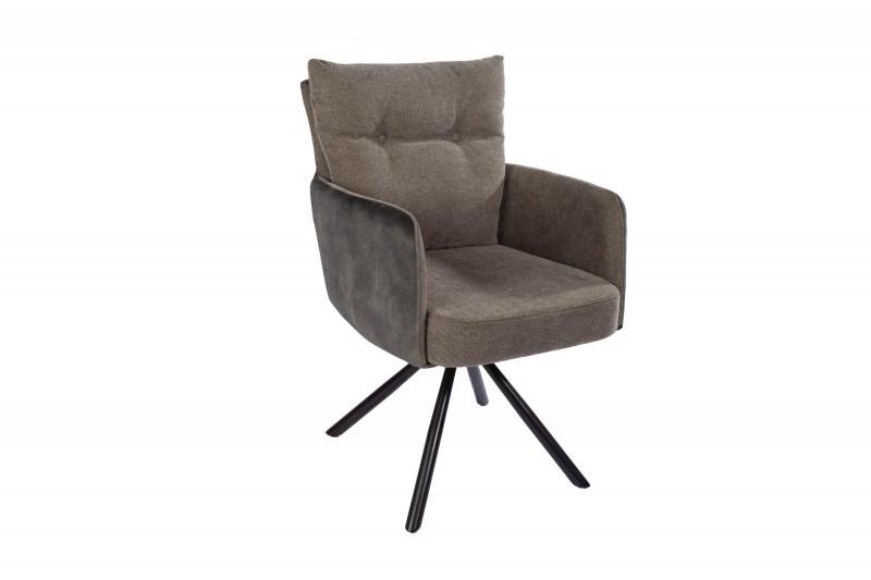 Jídelní židle Preston - zelená / 40169