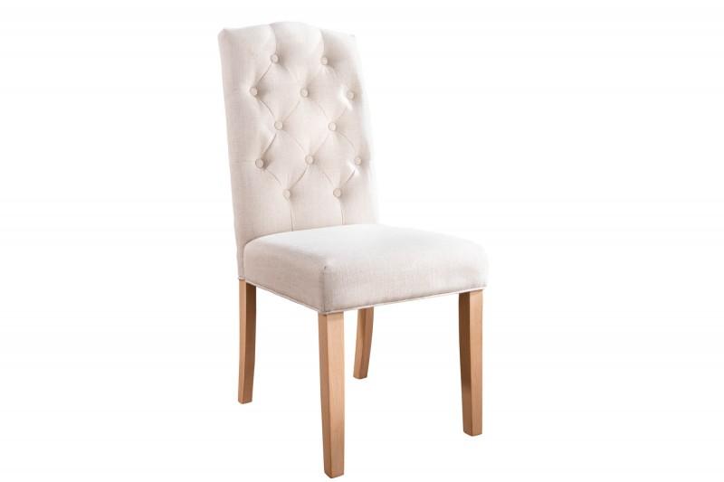 Jídelní židle Royal - béžová / 40070
