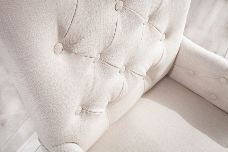 Jídelní židle Royal de Luxe - béžová / 40073