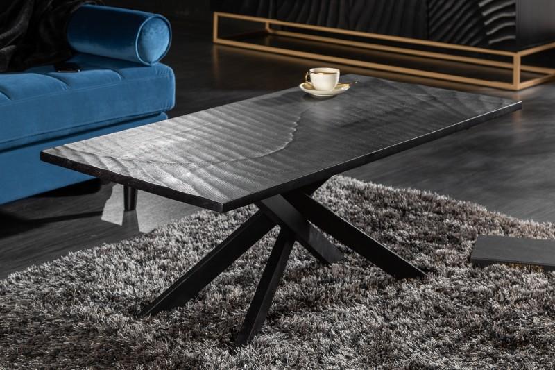 Konferenční stolek Scorpion 110cm černé mango / 40251