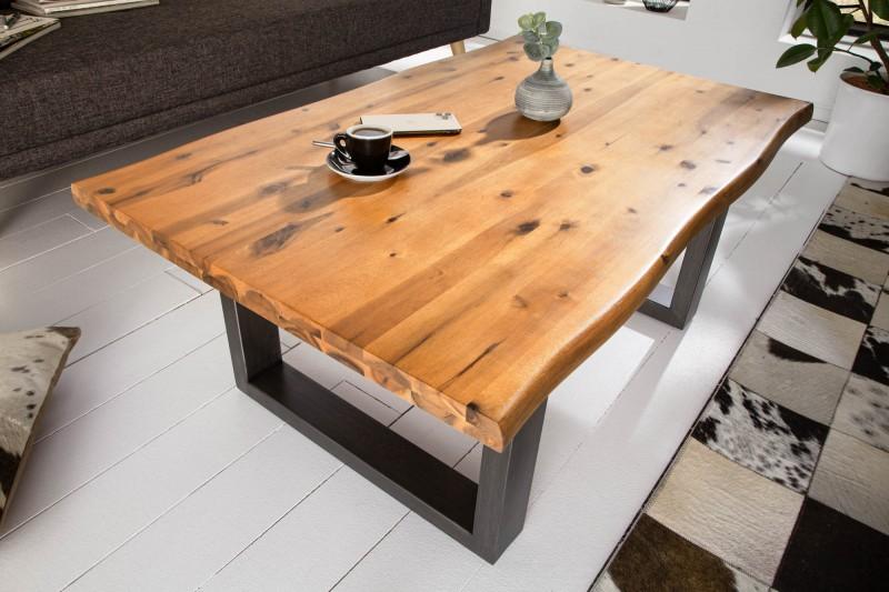 Konferenční stolek Genesis 110cm akácie / 37429