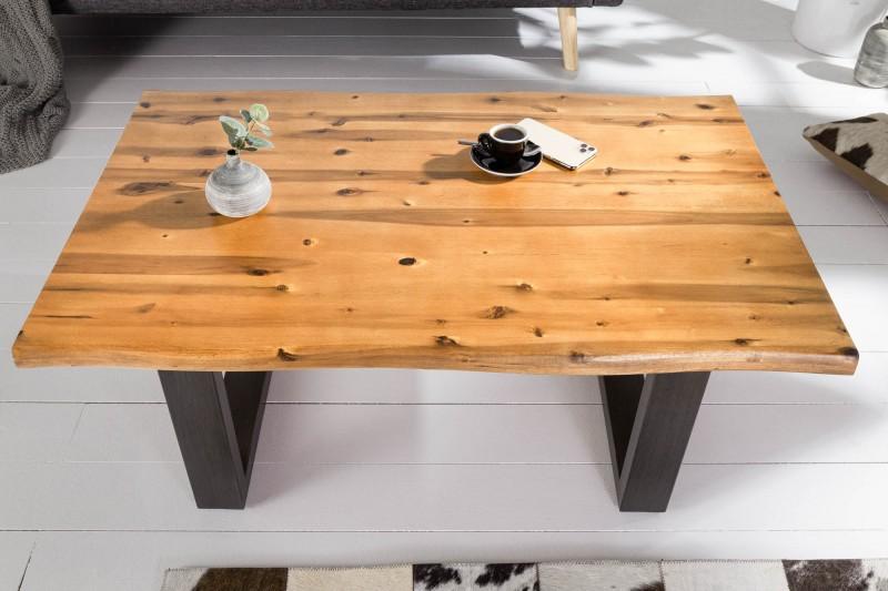 Konferenční stolek Baker 110cm x 70cm - akácie / 37429