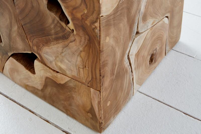Stolek Lee 30cm x 45cm - teak / 39225