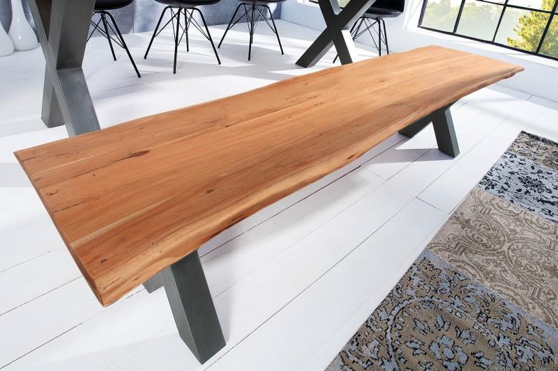 Lavice Colombo 160cm x 42cm - akát, medový / 38353
