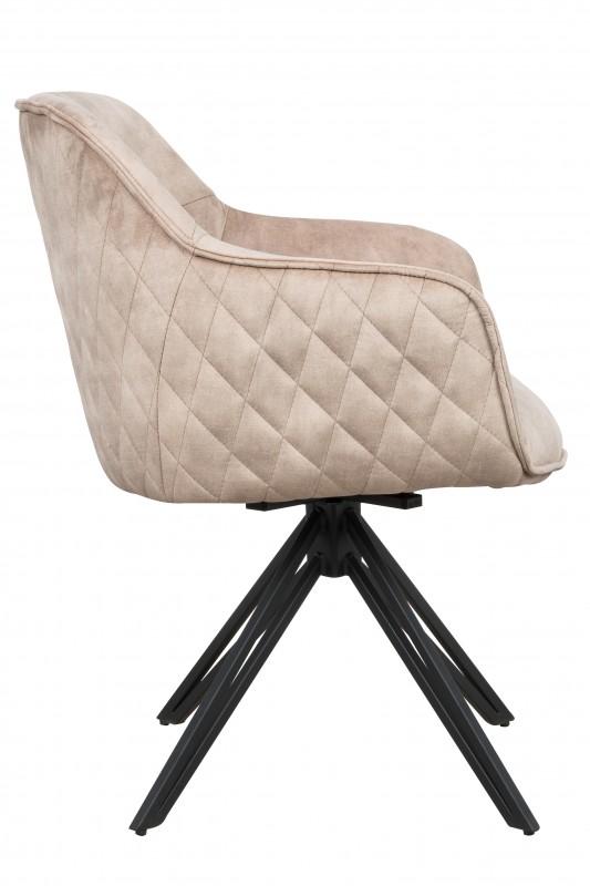 Jídelní židle Torup - béžová / 40259