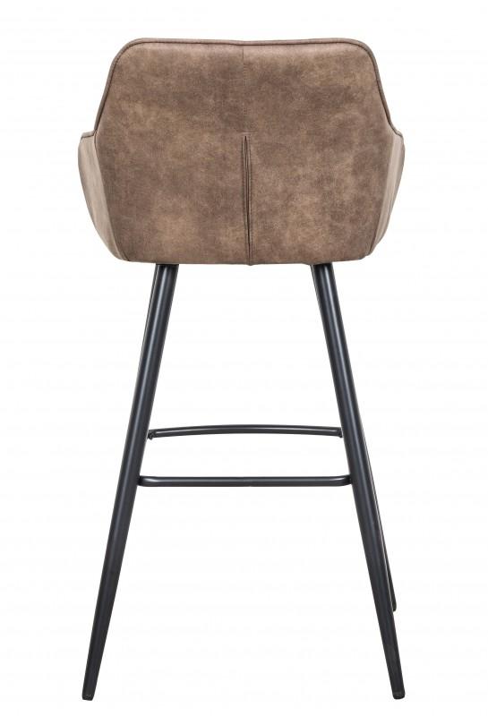 Barová židle Turin vintage taupe / 40438