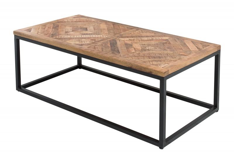 Konferenční stolek Lincoln 100cm x 50cm -  mango / 40059