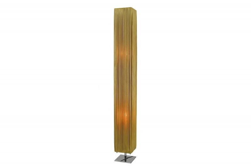 Stojací lampa Paris Gold 120cm - zlatá / 10032