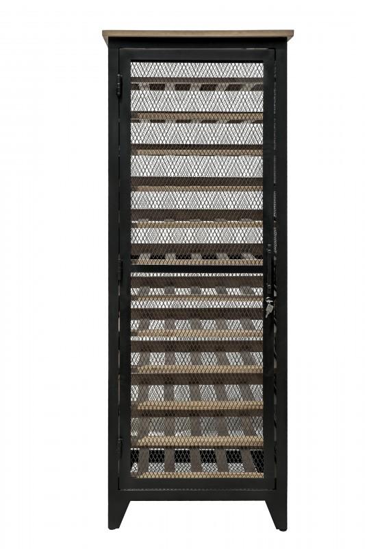 Vinotéka Weinberg 184cm x 67cm - borovice, přírodní  / 40459