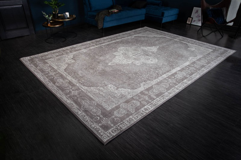 Koberec Pure Unique 350x240cm světle šedý / 39980