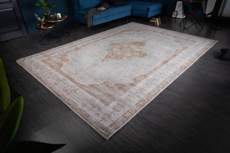 Koberec Pure Unique 350x240cm šedá béžová / 39981