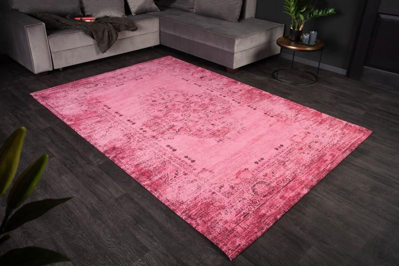 Koberec Pop Art 240x160cm růžový / 39982