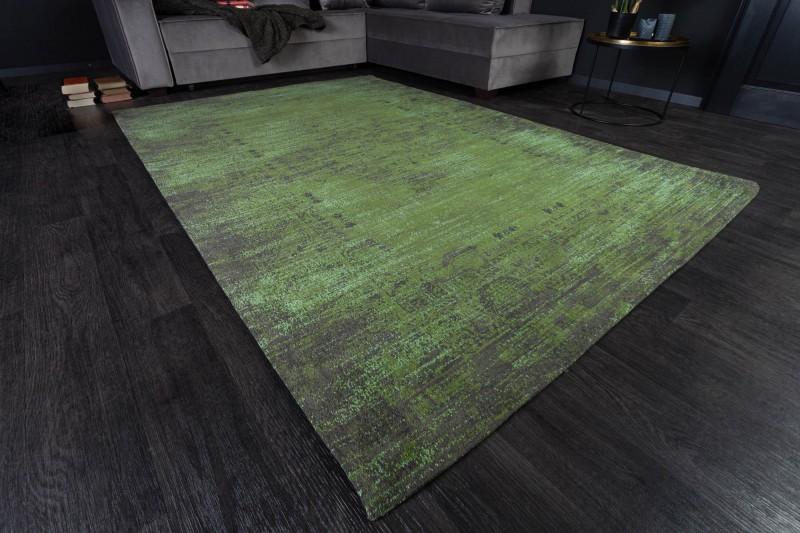 Koberec Pop Art 240x160cm smaragdově zelená / 39983