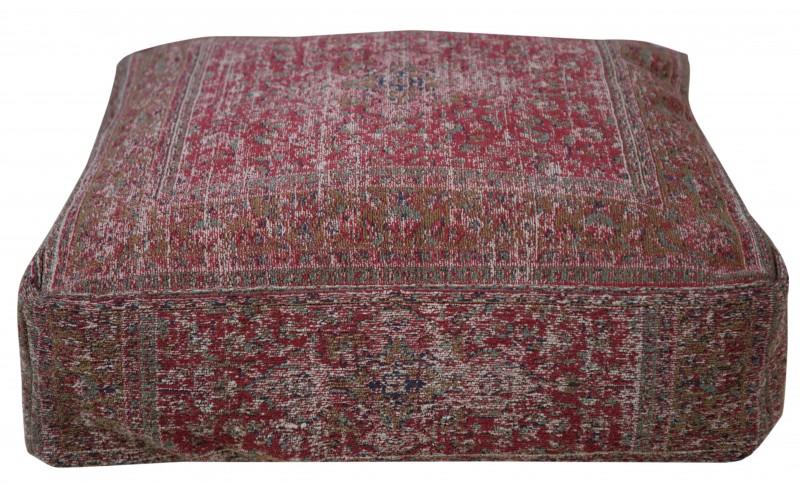 Podlahový polštář Old Marrakech 70cm červený / 40240