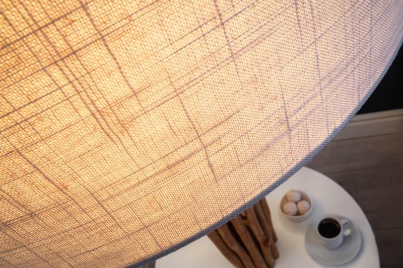 Stojací lampa z naplaveného dříví Servant 153cm / 40400
