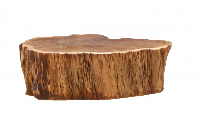 Konferenční stolek Stumpf 70cm x 70cm - přírodní akát / 40139