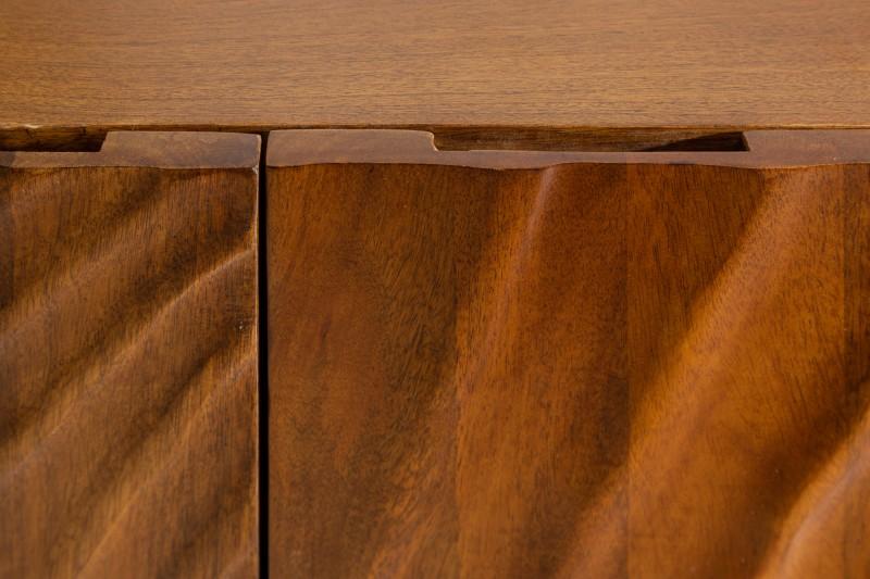 Příborník Lima 177cm x 76cm - přírodní mango / 40182