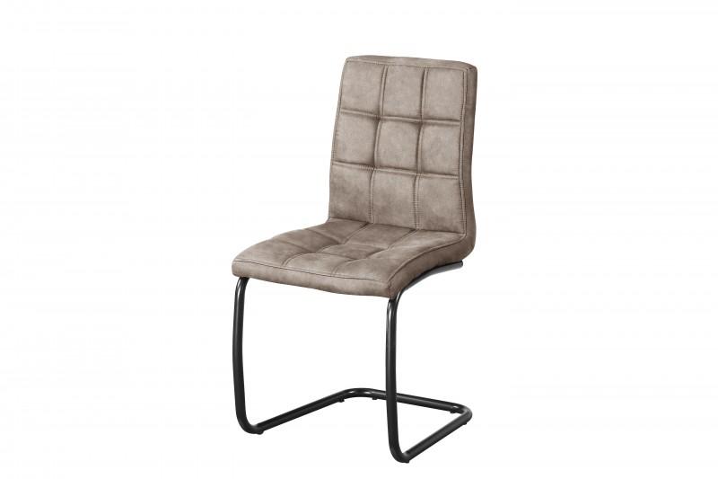 Konferenční židle Modena vintage taupe / 40551
