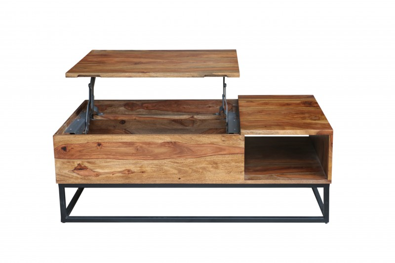 Konferenční stolek Seward 110cm x 40cm - Sheesham / 40299