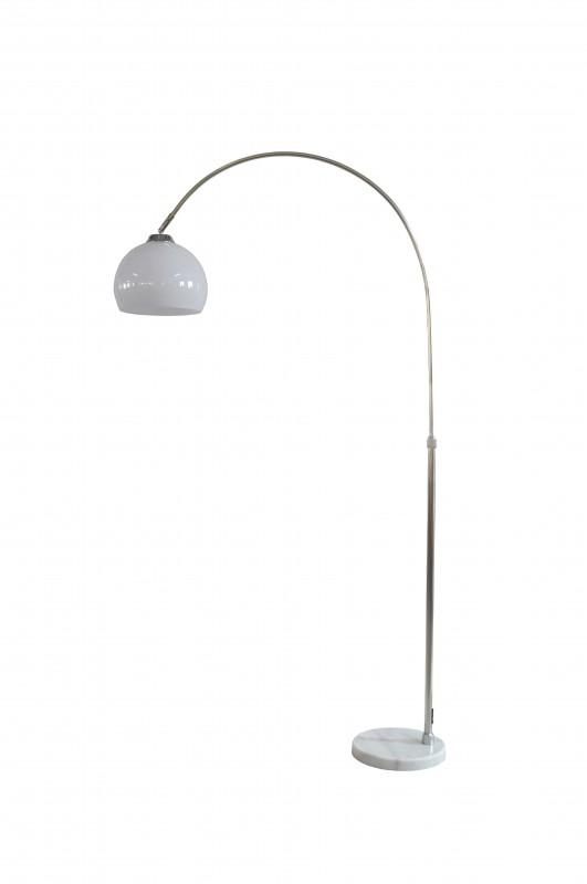 Stojací lampa Celina 157cm - bílá / 40770