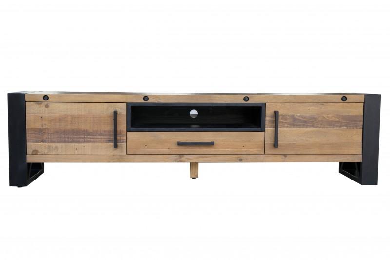 Televizní stolek Etrusco Pine 200cm x 50cm - borovice / 40684