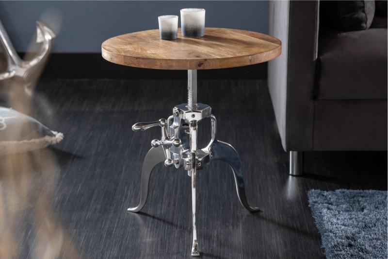 Konferenční stolek Francis 50cm - mango / 40103