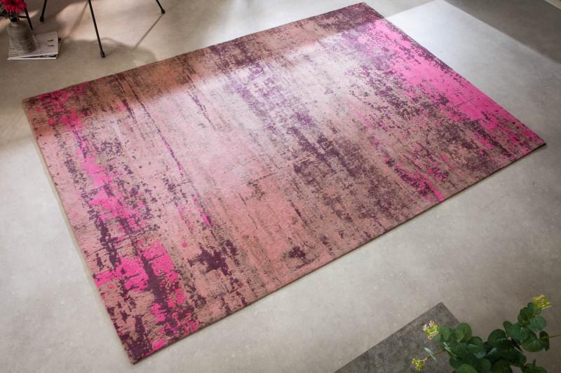 Koberec Modern Art 240x160cm béžová růžová / 41262