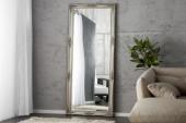 Standspiegel Renaissance 185cm silber/ 8884