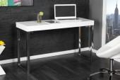 Laptoptisch White Desk 120x40cm weiss/ 16714