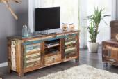 TV-Board Jakarta 150cm aus Recyclingholz/ 21740