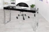 Laptoptisch Desk 120x40cm schwarz/ 22093