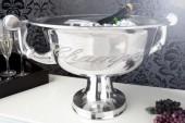 Champagner-Kühler Champagne 65cm silber/ 21707
