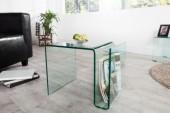 Couchtisch Ghost - Glas 50cm/ 22860