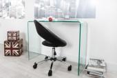 Schreibtisch Ghost - Glas 100cm/ 22866