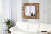Wandspiegel Sands 50cm Treibholz/ 22490