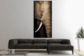 Ölbild WisdomOfNature 75x150cm Elefant/ 10886