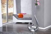 Vase Wave silber 106cm/ 8842