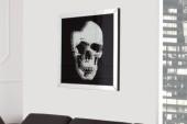 Bild Mirror Skull 60x60cm/ 35439