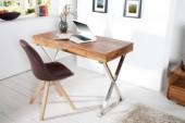 Schreibtisch Grace 120cm Sheesham/ 35715