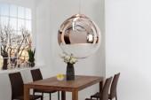 Hängeleuchte Globe 30cm kupfer/ 35550
