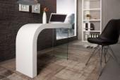 Schreibtisch Onyx 120cm weiss/ 35272