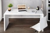Schreibtisch Fast Trade 140cm weiss/ 36024